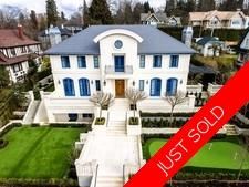 Shaughnessy House for sale:  4 bedroom 6,378 sq.ft.